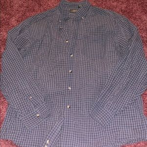LL Bean button down shirt